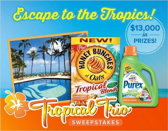 Tropical-Sweepstakes