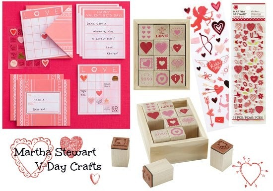 Martha Stewart Crafts For Valentines Day Cards With Our Best