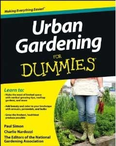 {Book Review} Urban Gardening for Dummies
