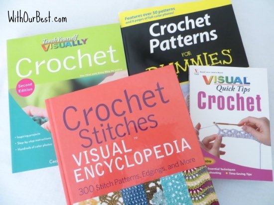 Crocheting Help : Best Beginner Crochet Books: I am Crocheting (with help)! - With Our ...