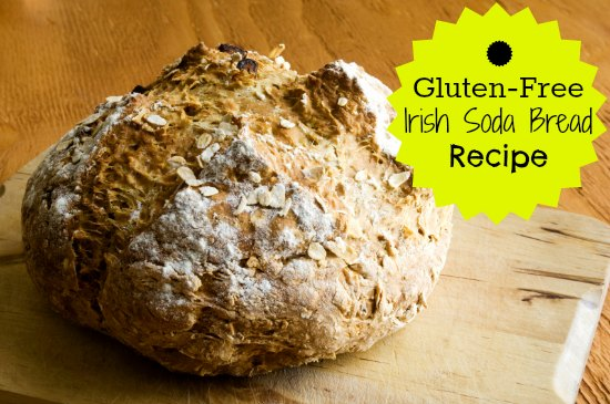Gluten-Free Irish Soda Bread {Recipe} - With Our Best - Denver ...