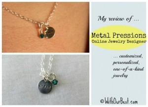 How to Personalize Jewelry for the Special Someone {+Giveaway}