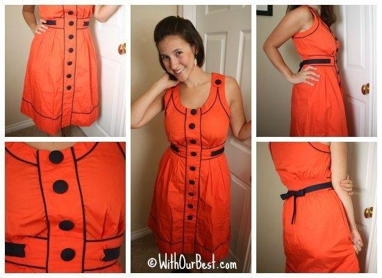 eshakti spring 2013 dress