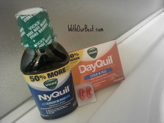 nyquil dayquil sickness solution