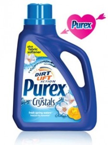 Save time Laundry Tip: Detergent and Softener in One {+Giveaway}