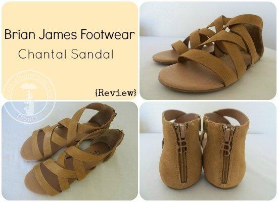Brian James Footwear sandals