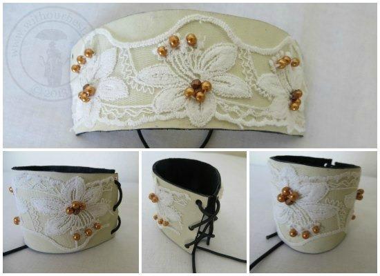 leather lace bracelet isreal julishland