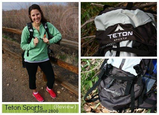 Teton Sports Backpack