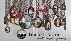 Unique Pearl Jewelry from Bliss Designs