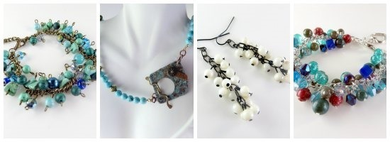 beaded handmade jewelry