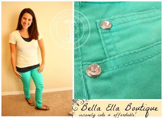 8af053ae4 Sporting my Skinnies from Bella Ella Boutique  Review  - With Our ...