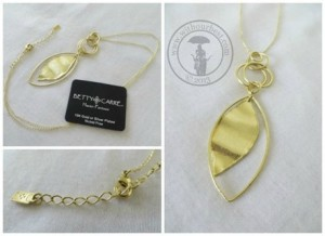 Betty Carré Gold Plated Jewelry Review