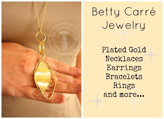 betty carre necklace jewelry