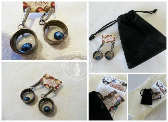 bliss designs earrings monaco