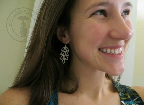 blue nile earrings review