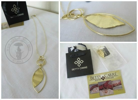 gorgeous jewelry from betty carre