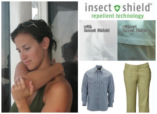 insect shield repellent