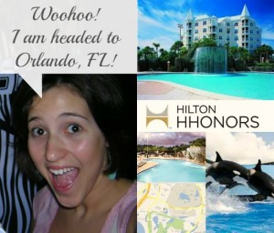 I am Headed to Florida with Hilton HHonors #HHGetaway!