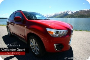 Mitsubishi Outlander Sport Review {Test Drive}
