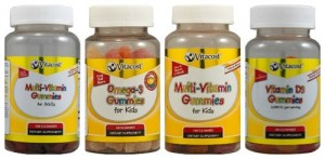 I Prefer Gummy Vitamins to Others {+$25 Vitacost Giveaway}