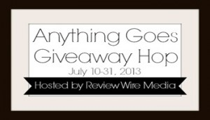 Win a $25 Amazon Gift Card – Anything Goes Giveaway