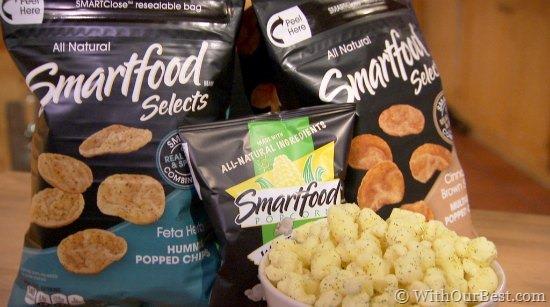 Smartfood Snacks
