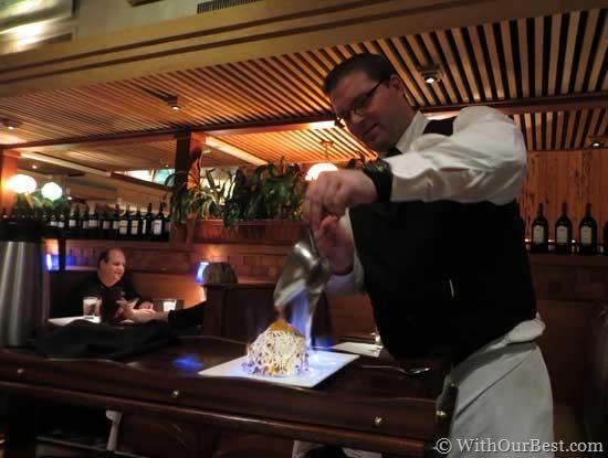 lighting-dessert-on-fire