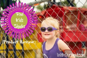 Do You Consider Sunglasses for Your Kids? {+Giveaway}