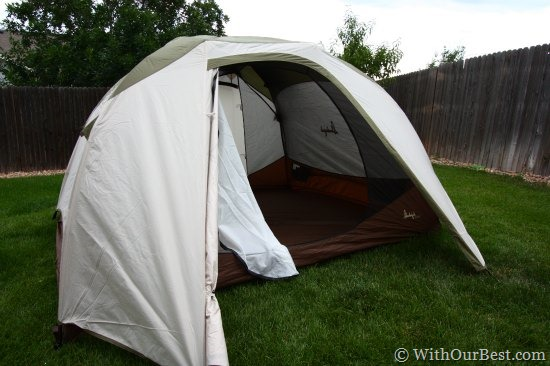 C&ing Gear Slumberjack Trail Tent 4 Review & Camping Gear: Slumberjack Trail Tent 4 Review - With Our Best ...