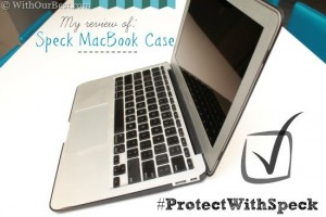 Speck MacBook Air Laptop Case Review