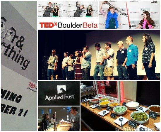 TEDxBoulder Beta Program