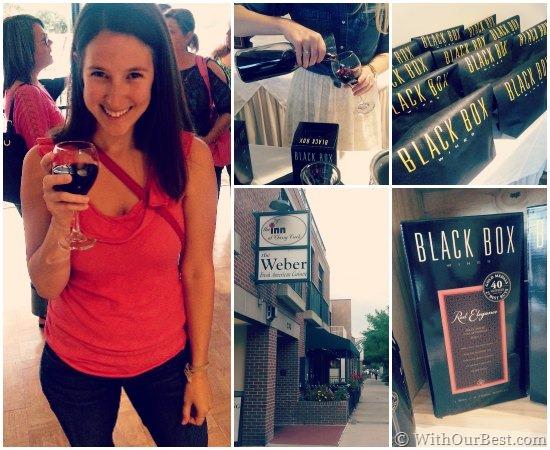 black box wines denver tasting