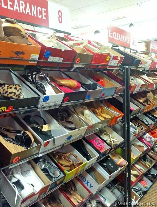 Famous Footwear! Great Deals