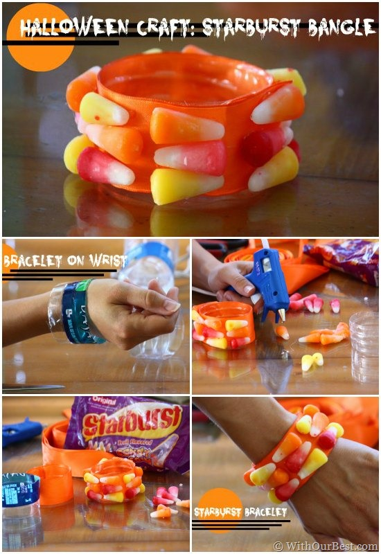 Easy Craft Starburst Bracelet
