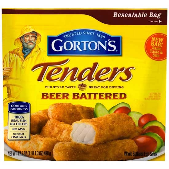 Gorton's Tenders Fish Taco Recipe #WickedGoodSeafood {+Giveaway} - With Our Best - Denver ...