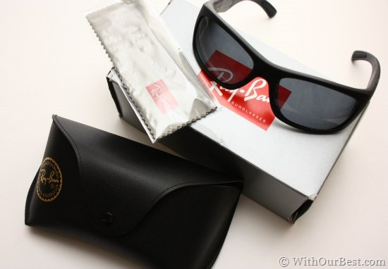 sun sailing and a pair of shades framesdirect review