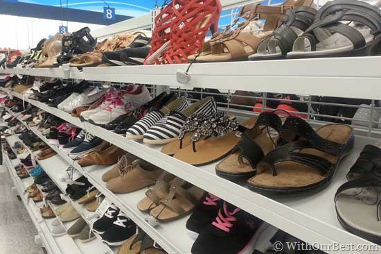 Ross dress for less online shopping shoes