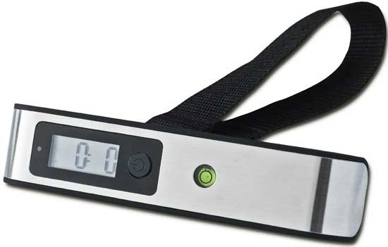 Luggage-handheld-scale