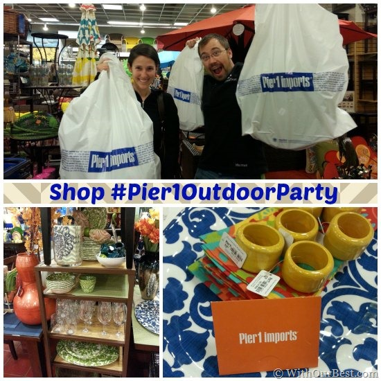#Pier1OutdoorParty