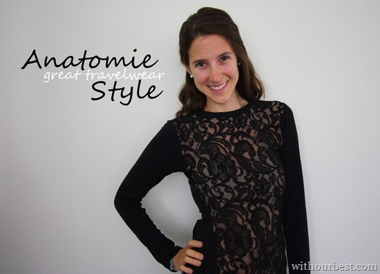 Luxury Travel Clothing From Anatomie Style Travelwear With Our
