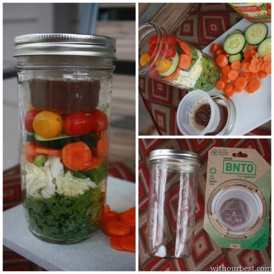 BNTO Cuppow Lunchbox