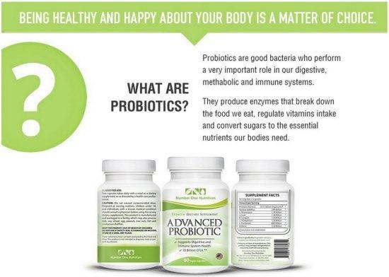 What are Probiotics Used For? #probiotics
