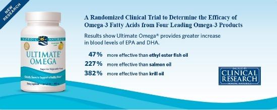 Ultimate Omega Fish Oil