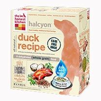Halcyon Dog Food Duck Recipe Review #honestkitchen {+Giveaway Pet Food}