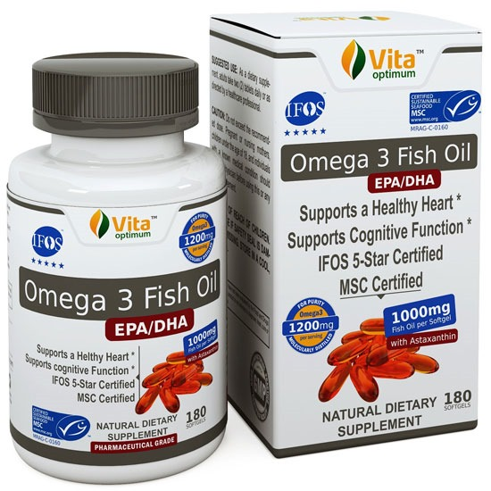 Fish oil facts your brain heart and hair too for Fish oil benefit