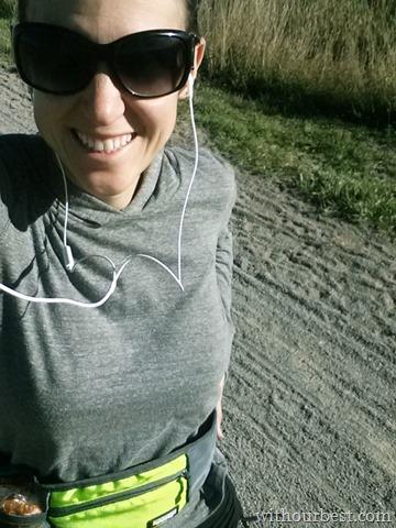 Hands Free Dog Leash Belt for Running or Walking #barkoutfitters