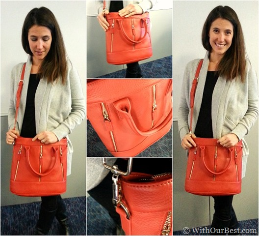 SUSU Handbags Review {+Giveaway}