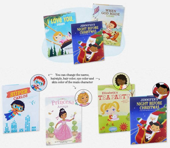 Hallmark Personalized Book for Kids