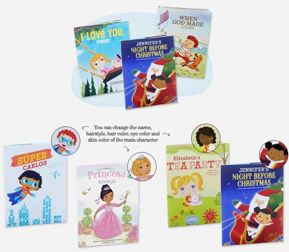Hallmark Personalized Book for Kids - With Our Best ...