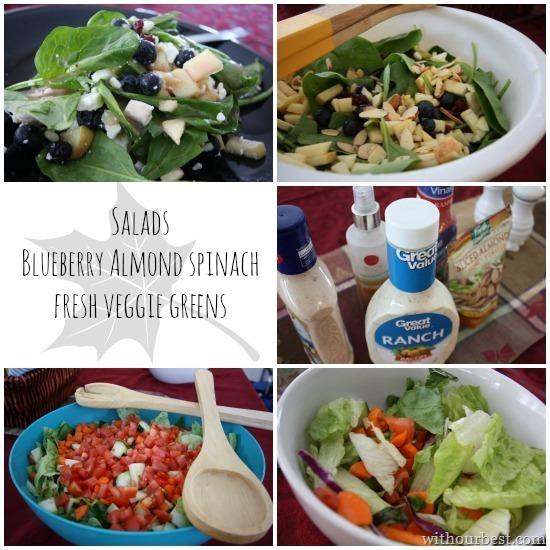 salads party walmarttogo